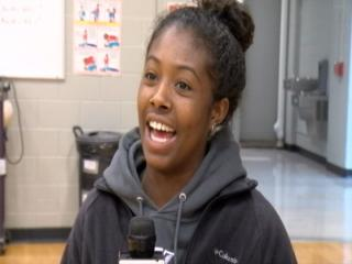 Michaela Davis, a three sport athlete at Keokuk, is currently the top ranked Senior Academically in her Class.{&amp;nbsp;}<p></p>