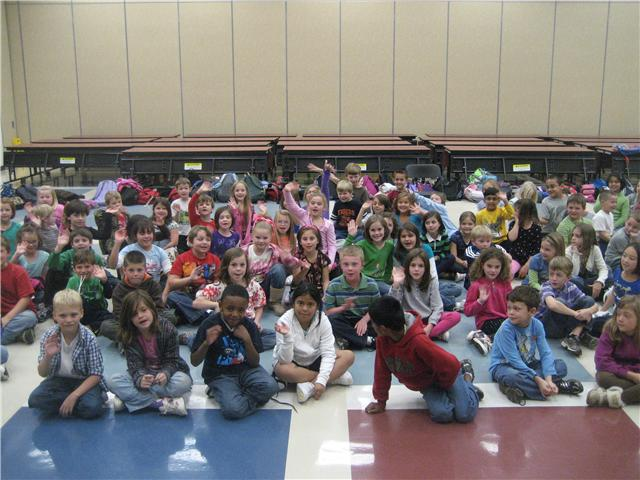 Pleasant Hill Elementary Second Graders