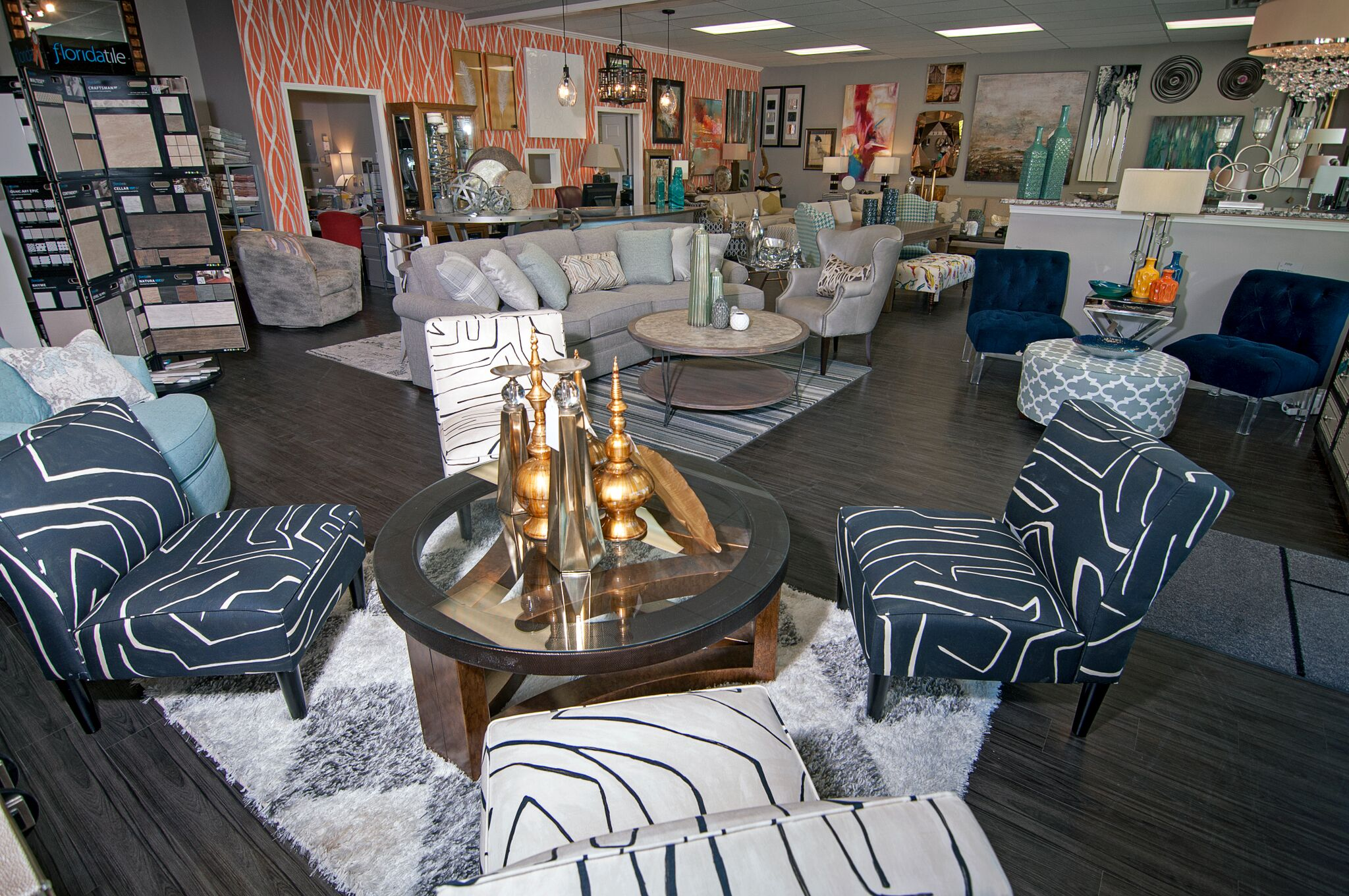 Carrelli Interior Design offers design and color consultation, furniture, art, accessories, lighting, carpet, flooring, area rugs, window treatments, and fabrics. ADDRESS: 6811 Harrison Avenue, Suite A (45247) / Image: Christopher Andrew Rumer // Published: 8.22.17