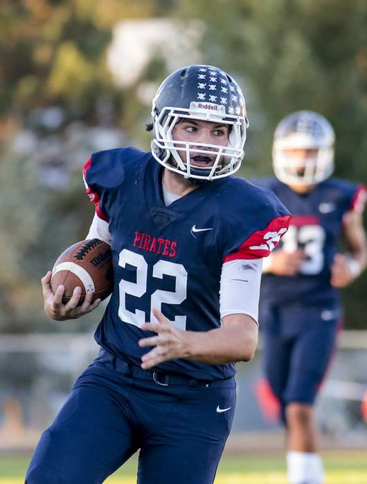 Phoenix High vs. Newport High. [// PHOTOS BY: LARRY STAUTH JR]