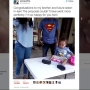 Smoothest 2-year-old of all time? Toddler helps dad propose