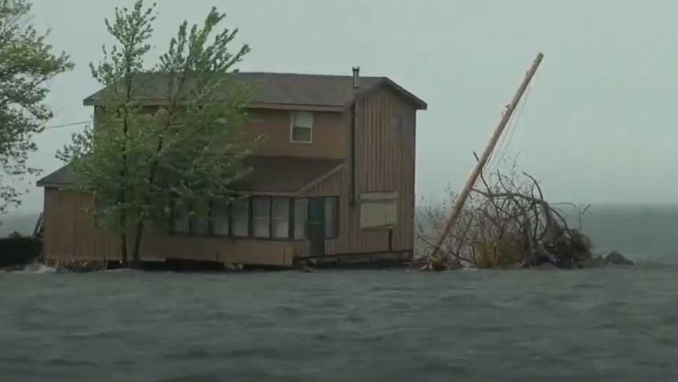 Sodus Point homeowners brace for next round of high winds