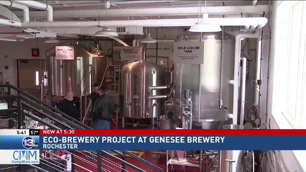 Genesee Brewing Tours