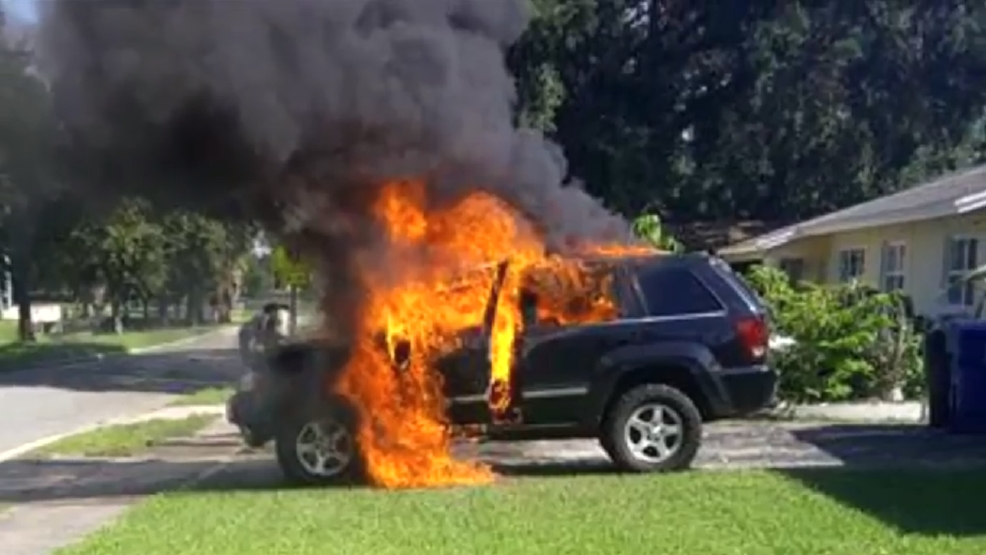 Samsung Galaxy Note 7 Blamed For Car Fire Wwmt
