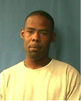 Larry Collins, 39, arrested for the February murder of Troy Smith (Courtesy of Tulsa County Jail)