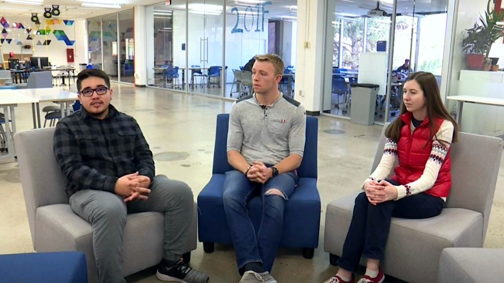 Finding food: Boise State students create phone app that combats food insecurity