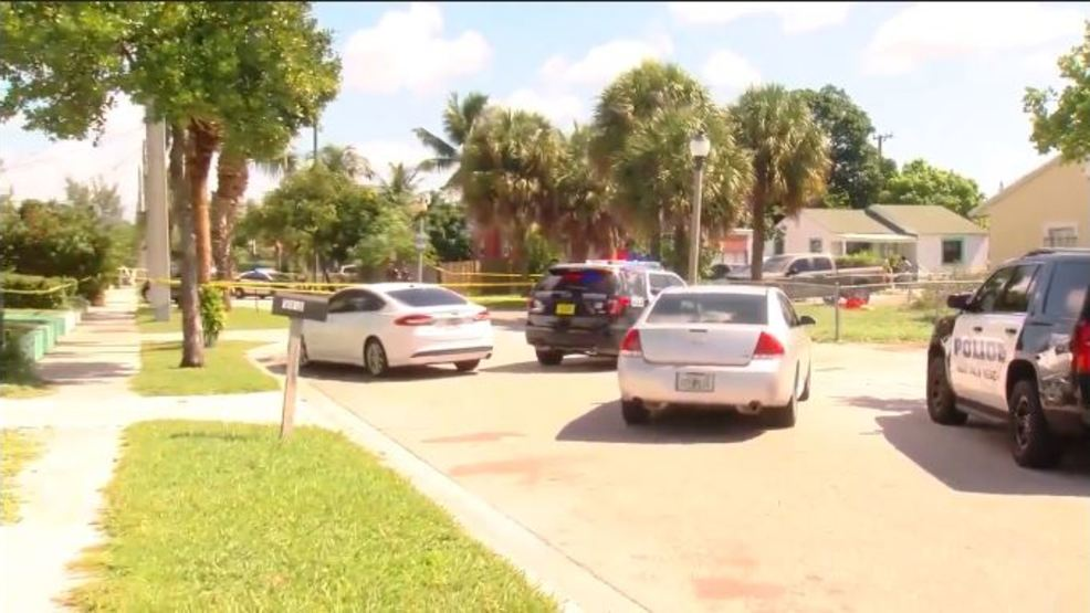 Police investigate shooting in West Palm Beach | WTVX