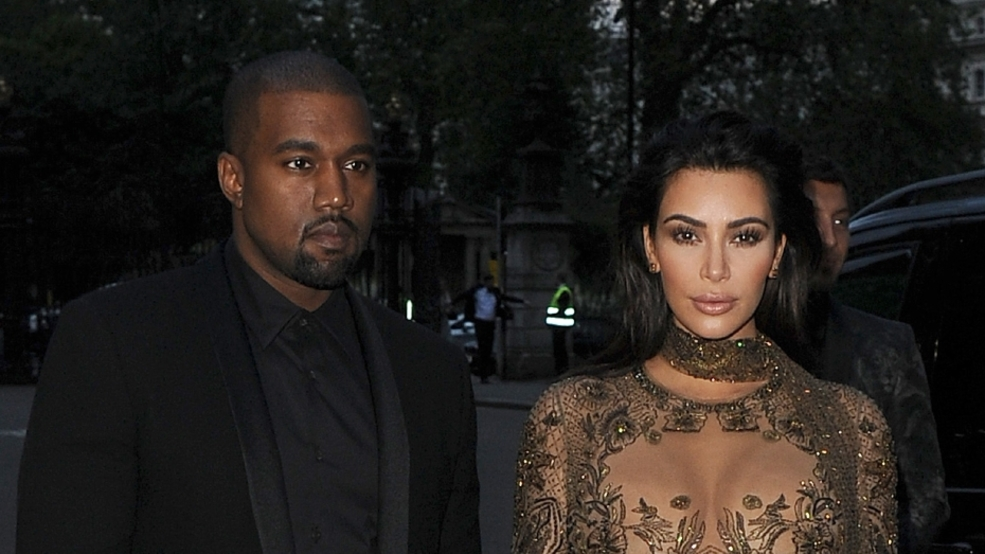 Kim Kardashian says Kanye gets upset when she posts revealing photos on social media
