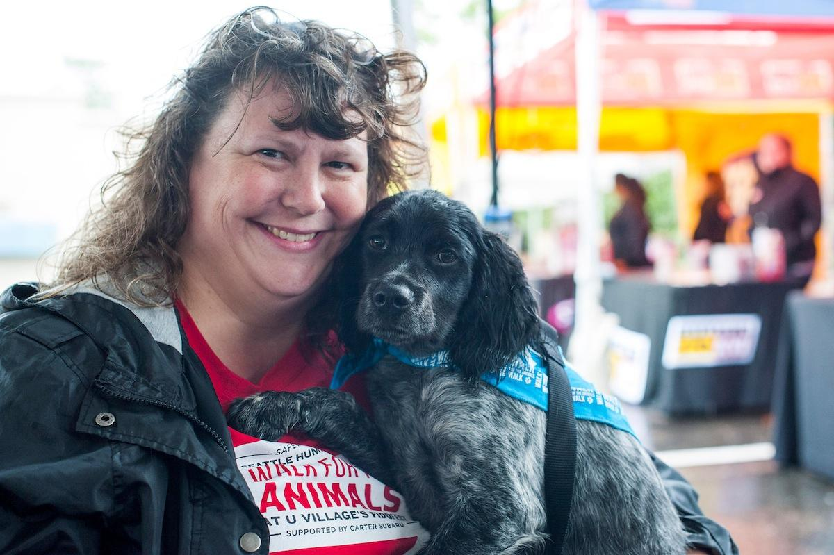Join Seattle Humane and Walk for the Animals on Oct. 5!    This fun-filled event is at University Village's FidoFEST and includes a 2-mile walk on the Burke Gilman Trail followed by live music, wine tasting, pet-friendly vendors, doggie contests and so much more! Register before Aug. 31 to receive $5 off with discount code EarlyBird5.