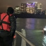 D.C. police conduct recovery operation for missing person in Potomac River near Key Bridge
