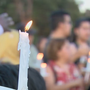 Vigil for migrant children held outside youth facility in Bristow