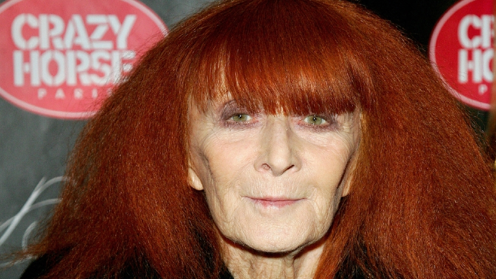 French designer Sonia Rykiel dies at 86