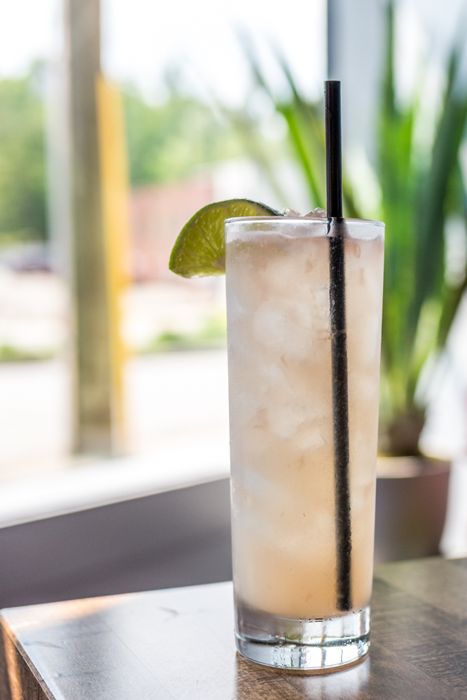 Paloma: 100 percent agave tequila, fresh grapefruit and lime, and simple syrup / Image: Catherine Viox // Published: 6.12.19