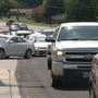 Panic at the pump, cars gridlock Texas intersections