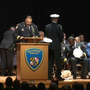 Officer in beating case graduated from Police Academy with 3 honors