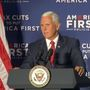 Pence defends Trump's summit performance in St. Louis speech