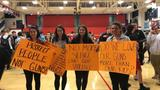 Grove City High School students join the fight against gun violence