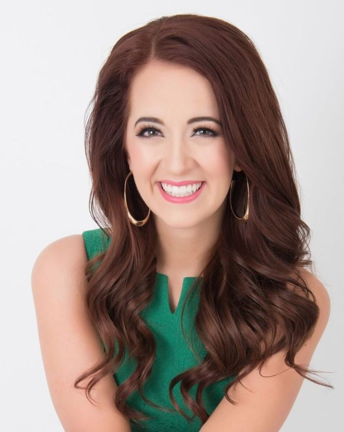Miss America Community Service Award, Miss Nebo Lizzy Palmatier (Photo: Miss Utah Org. Twitter @MissUtahOrg)