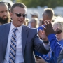 Rumors fly over Coach Harsin possibly moving to Oregon