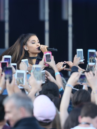 Ariana Grande to hold benefit concert in Manchester to help victims and  families   KTVO