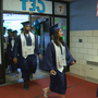 Gates-Chili students visit their elementary, middle schools ahead of Graduation Day