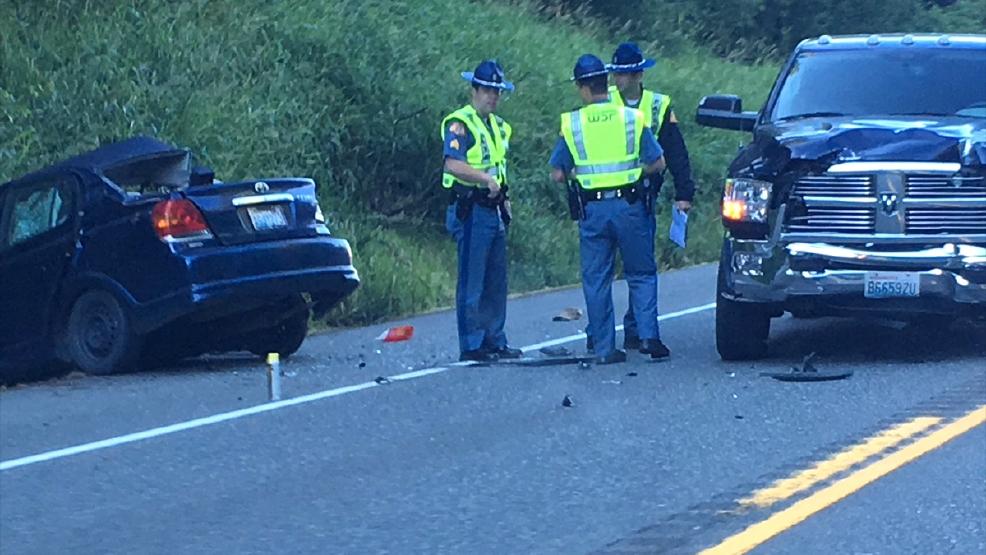 State Patrol: Mt  Vernon man killed in Hwy  9 crash north of