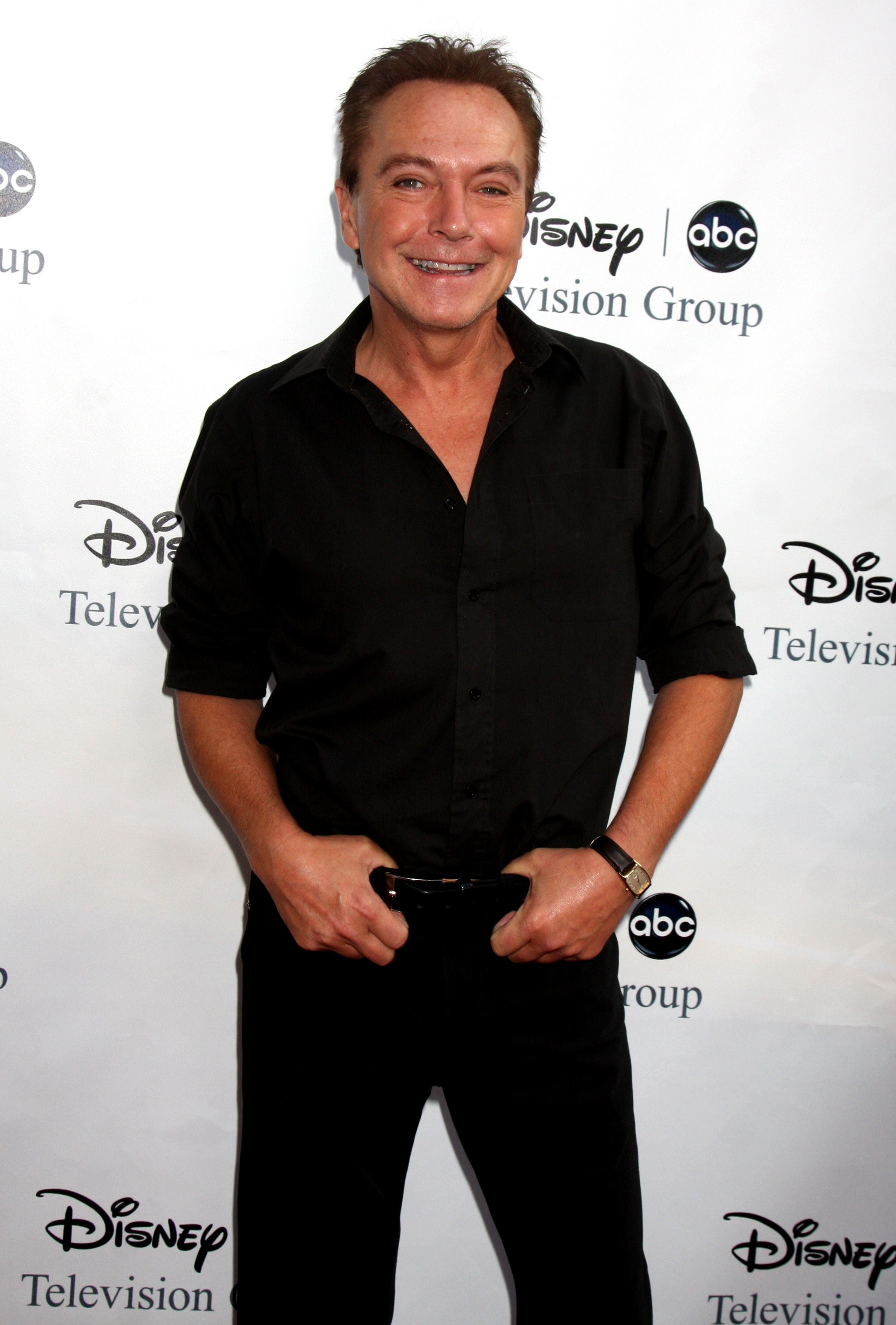 David Cassidy                  Disney's ABC Television Group summer press tour party - Arrivals                  Los Angeles, California - 08.08.09                                    Featuring: David Cassidy                  Where: United States                  When: 08 Aug 2009                  Credit: WENN