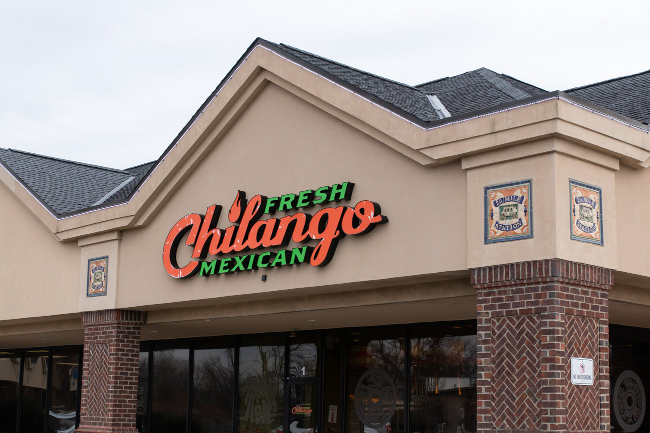 Chilango Fresh Mexican in Loveland is all about modern, fresh Mexican street food. Menu items include popular tacos such as Chicken al Carbon and Braised Beef, which are all served on freshly made corn tortillas. Diners can also order empanadas, enchiladas, quesadillas, flautas, and a rotating secret taco that's only for those in the know. (Hint: you'll find it on their website, but not on the regular menu. The website is ChilangoMexican.com). ADDRESS: 8944 Columbia Road (45140) / Image: Elizabeth Lowry // Published: 12.24.19
