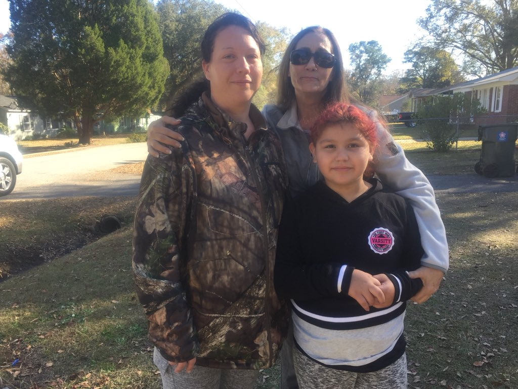Goose Creek Fire - Larios Family (WCIV)<p></p>