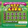 Woman wins $1.2M on a $2 scratch off lottery ticket