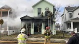 Dayton house fire being investigated as arson