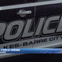 Wilkes-Barre police department budgeted to hire 80 more officers