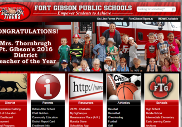 Fort Gibson Public Schools | Calendar and supply lists