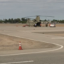 Training exercise taking place at Fresno Yosemite International Airport