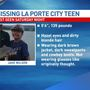 Week-long search for La Porte City teen continues