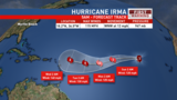 2017 Tropical Update Blog: Irma expected to become category 4 hurricane