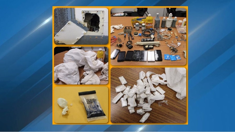 Meth, razor blades, rat poison and more confiscated from Arkansas correction facility