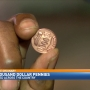 Man finds one of the $1,000 pennies in Detroit
