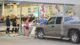Car crashes through Estherville Hy-Vee store