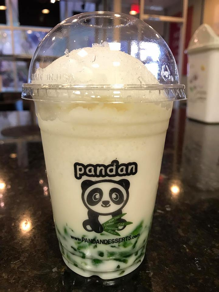 No visit to Eden center is complete without a bubble tea. Stop by Pandan to get one before you head out! (Image: Courtesy Pandan)