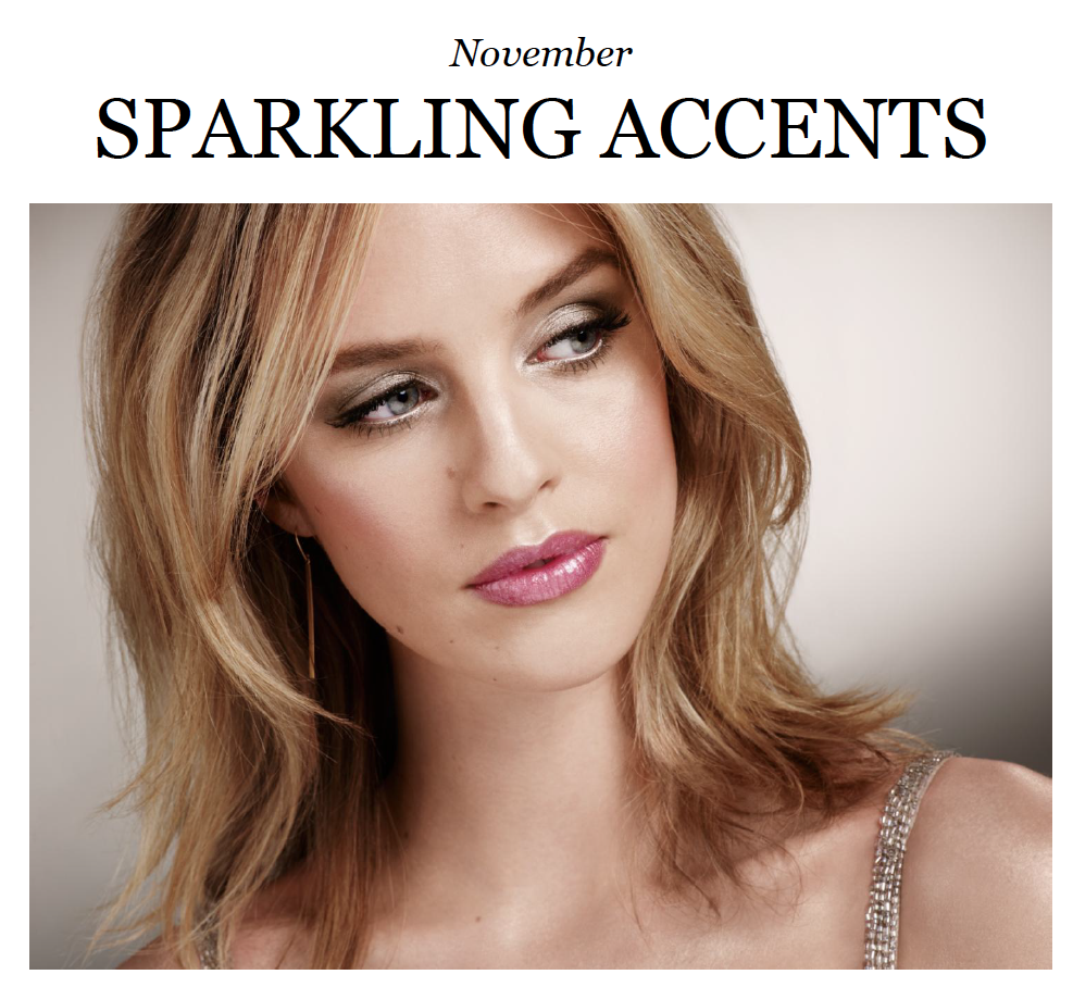 Sneak peek at Nordstrom's Fall Beauty Trends for 2014. Velvet Berry Lips, Smokey Eye variety and Sparkling Accents define what will be trending. (Image: Nordstrom)