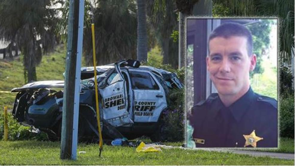 Funeral procession on Florida Turnpike for deputy killed in