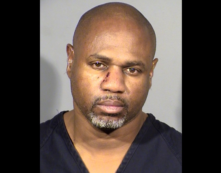 Thomas Cash has been charged with one count of murder in a stabbing death on Monday, Dec. 11, 2017, in the northeast valley. (LVMPD photo)<p></p>