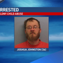 Norfolk man facing charges of felony child abuse