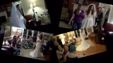 Terminally ill mom picks daughter's wedding gown