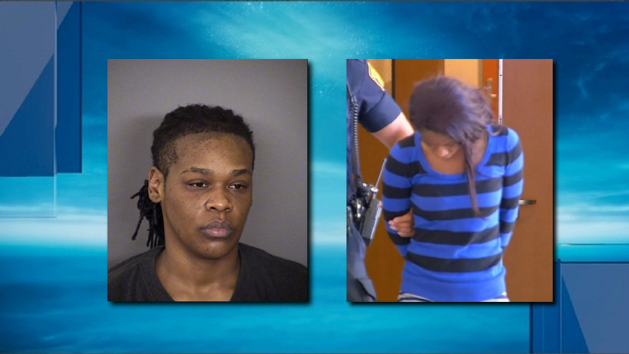 Leticia Young (left) and Shari Newman (right) are accused of killing Newman's 2-year-old daughter.