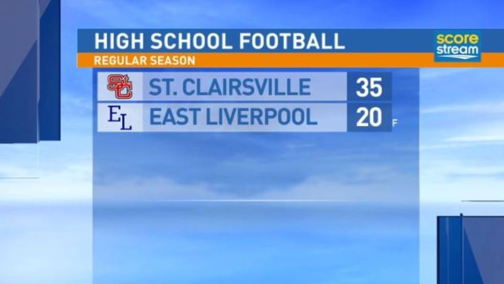 10.27.17: St. Clairsville at East Liverpool