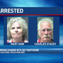 Elderly Atmore couple charged with sex trafficking