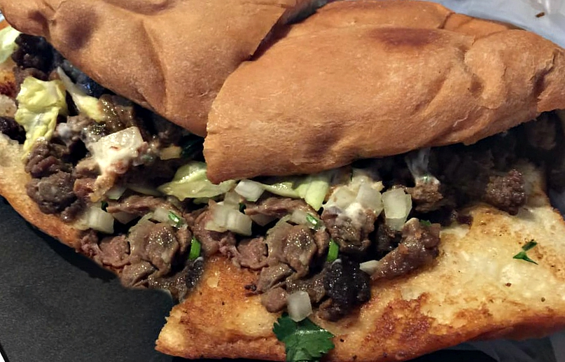 Tortas. (Image: Karen Rose/Seattle Refined)