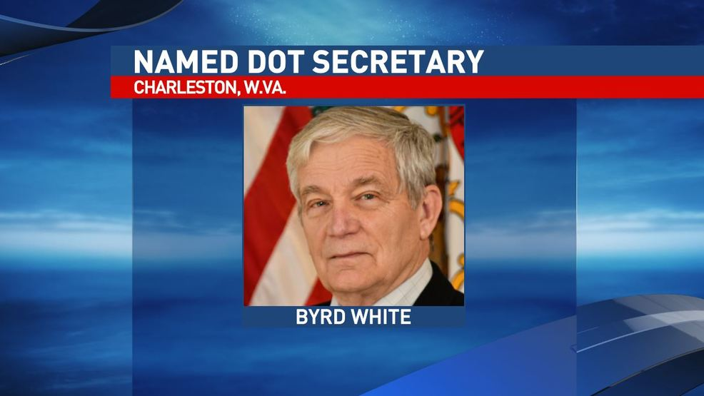 Governor Justice appoints Byrd White as secretary of W Va